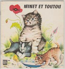 Minet et Toutou, collection Belles images