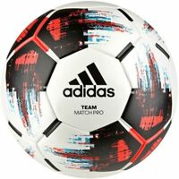 BALL SOCCER ADIDAS TEAM MATCH PRO OMB [CZ2235] - White/Black/Solar Red