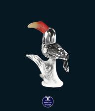 "[Crystal Plus by TONEVA] ""Classic Toucan"" Austrian Crystal Figurine"