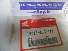 SET/CARBURATEUR NEUF ORIGINE HONDA VF 500 C/GL 1200 ++ REF.16016-KJ9-671