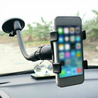 360° Universal Rotation Car Windshield Mount Holder Phone J3Z8 Cradle For M L7W1