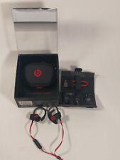 Beats by Dr Dre Powerbeats 2 Wireless In Ear Headphones - Red