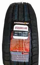 New Tire 235 85 16 Loadmaxx 14 Ply ST Trailer Steel Belted Radial 125L