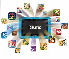 Kurio 7 Inch Android 4.0 Family Friendly Smart Tablet with Blue Bumper ** NEW **
