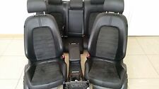 VW Passat 3c B6   Lederausstattung Alcantara Schwarz