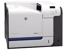 HP LaserJet M551N Laser Printer - COMPLETELY REMANUFACTURED CF081A