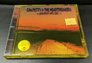 Tom Petty & the Heartbreakers - Greatest Hits Live CD 1994 Germany