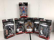Marvel Legends Kingpin baf Wave; Sealed, NIB, NO Red Goblin, Near Complete