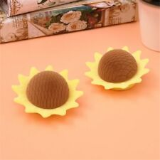 Ring Earring Boxes Cute Sunflower Shaped Engagement Gift Packing Jewelry Display