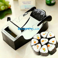DIY Sushi Roller Kit Perfect and Easy Roll Sushi Maker Magic Mold Cutter Tool