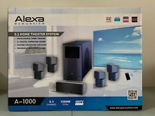 Alexa acoustics 5.1 Home Theater System A-1000