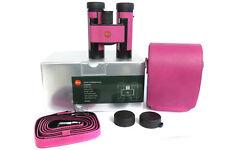 LEICA FERNGLAS ULTRAVID 8X20 Colorline Cherry pink - 40630  * Fotofachhändler *