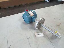 "Rosemount Liquid Level Sensor P/N FG0GHT0050F10H NEMA 4X 6.5"" Sensor Probe NEW)"