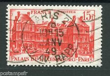 FRANCE 1948, timbre 804, PALAIS du LUXEMBOURG, oblit��ré