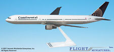 Flight Miniatures Continental Airlines 1991 Boeing 767-400 1:200 Scale RETIRED