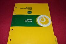 John Deere 30 Series Moldboard Plow Dealers Parts Book Manual PANC