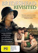 BRIDESHEAD Revisited / Emma Thompson DVD R4