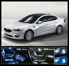 14PCS BANDI White LED Interior Light Full Package For KIA Cadenza The-New K7