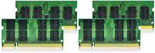 4x 512 MB Laptop RAM SODIMM PC2 4200 5300 3200 DDR 2 DDRII Samsung, Hynix, Nanya