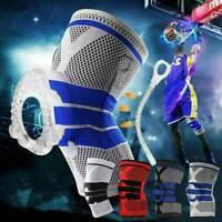 Knieorthese Unterstützung Sports Nylon Sleeve Pad Compression Sport Pads Lauf
