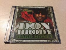 New DJ DNA Round Table DON BRODY HARD MONEY cd Notorious BIG Juvenile Ryan Banks