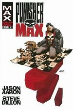 Punisher Max by Jason Aaron & Steve Dillon Omnibus Aaron, Jason Hardcover