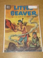 FOUR COLOR #744 FN- (5.5) DELL COMICS LITTLE BEAVER NOVEMBER 1956