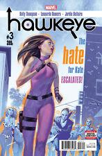 Hawkeye (2016) #3 VF/NM Julian Totino Tedesco Cover