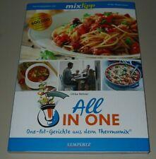 Behmer: All in One One Pot Gerichte aus dem Thermomix mixtipp TM5 TM31 Buch NEU!