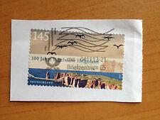 Briefmarke 100 Jahre Vogelwarte Helgoland - SK- 1,45 € , BRD 2010, entwertet