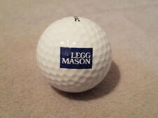 Legg Mason, Decorated Golf Ball, Titleist