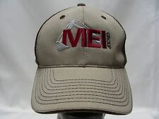 MEI GROUP - ONE SIZE ADJUSTABLE BALL CAP HAT!