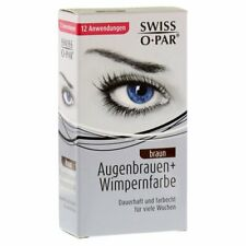 Swiss-o-Par Eyelash & Eyebrow Dye Kit Colour Brown 12 application