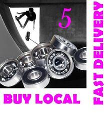 SCOOTER BEARINGS ABEC 5 - Set of 4 bearings