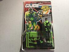 AFA G I JOE H. E. A. T VIPER BATALLA CUERPOS Hasbro 9 BK Figura Juguete