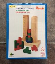 Voila New Learn to count 1 to 10 building blocks age 2 - 5