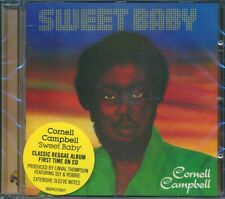 SEALED NEW CD Cornell Campbell - Sweet Baby