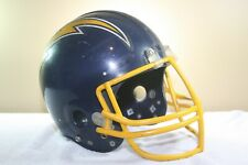 Vtg 1984 San Diego Chargers BUFORD McGEE Game Used Worn Riddell Football Helmet