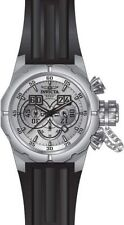 Invicta Adult Round Titanium Case Wristwatches