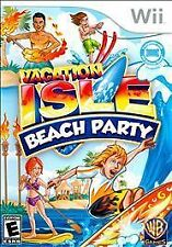 Vacation Isle: Beach Party (Nintendo Wii, 2010) FAST SHIPPING