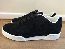 Lacoste Tribute Moteado Zapatillas Zapatos Negro Live UK 8 EU 42 nos 9 Nuevo Con Etiqueta