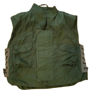 In USA! Israeli army IDF flak jacket 1984 vest cover in perfect condition