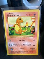 Charmander Shadowless 46/102 Base Set Vintage WotC Pokemon Card