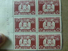 complete Issue Un-vienna 222-225 Block Of Four Unmounted Mint Never Hinged 1
