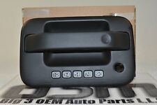 2004-2007 Ford F-150 LH Side Outside Door Handle Black new OEM 8L3Z-1522405-AA