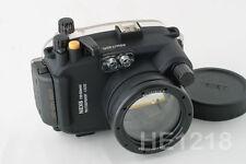Meikon 130ft/40M depth waterproof case for Sony NEX-6 16-50mm US shipping