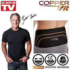 """Copper Fit Back Pro - Licensed As Seen On TV - Unisex Waist Size 28"""" - 39"""""""