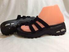 SKECHERS Yoga Foam Athletics Women's Sandals Black Size 6