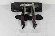 Perfect Point RC-270-2 Throwing Knife Set ~ 2 PC. ~ 8-Inch Overall