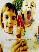 Smashing Pumpkins 1993 Siamese Dream Original Promo Poster
